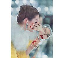 You look beautiful  Photographic Print