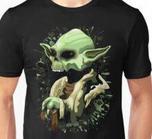 Yoda Jedi Master Skull  Unisex T-Shirt