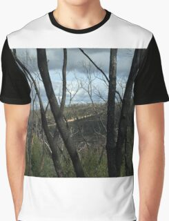 Track Up The Hill Graphic T-Shirt