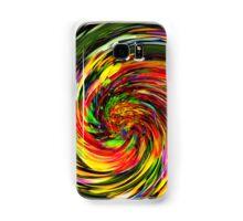 Psychedelic Wave Samsung Galaxy Case/Skin