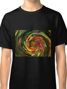 Psychedelic Wave Classic T-Shirt