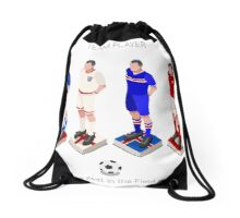 Football Team Player Drawstring Bag