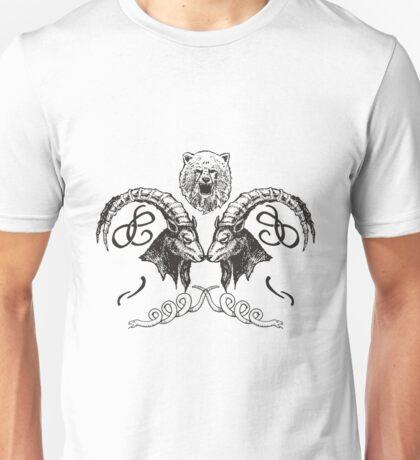 American Wildlife Unisex T-Shirt