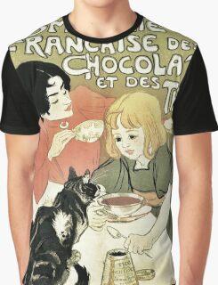 Compagnie Française des Chocolats et des Thès (1895) Graphic T-Shirt