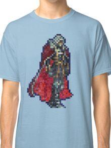 Alucard Vintage Pixels Classic T-Shirt