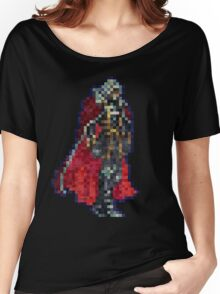 Alucard Vintage Pixels Women's Relaxed Fit T-Shirt