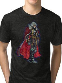 Alucard Vintage Pixels Tri-blend T-Shirt