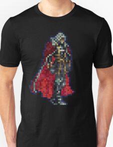 Alucard Vintage Pixels Unisex T-Shirt