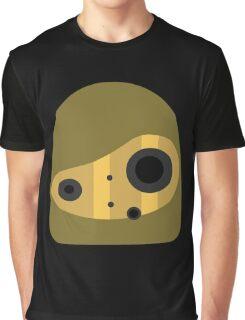 Laputa- Robot Head Vector Graphic T-Shirt