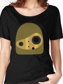 Laputa- Robot Head Vector Women's Relaxed Fit T-Shirt