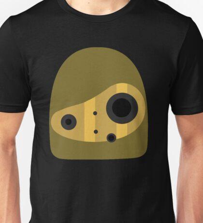 Laputa- Robot Head Vector Unisex T-Shirt