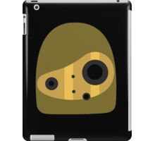 Laputa- Robot Head Vector iPad Case/Skin