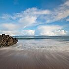 Rock in the Waves by Ciaran Sidwell