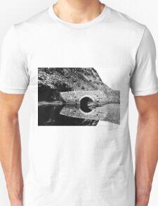 Bridging the Loe Unisex T-Shirt