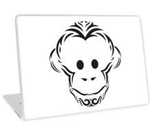 Tribal Monkey Laptop Skin