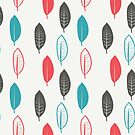 Seamless Leaf Pattern by Mike Taylor