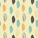 Leaf Pattern by Mike Taylor