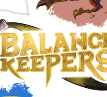 Creatures of Balance Keepers Sticker
