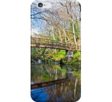 Ness Woods Bridge iPhone Case/Skin