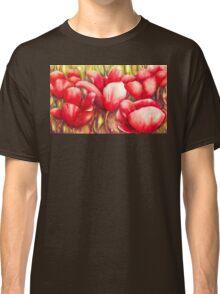 Dancing Tulips Classic T-Shirt