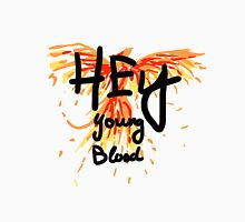 "Phoenix- Fall Out Boy ""Hey Young Blood"" Design  Unisex T-Shirt"