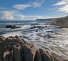 Ballycastle Beach by Ciaran Sidwell
