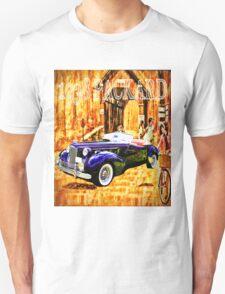 1938 Packard Unisex T-Shirt