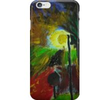 Artificial Light iPhone Case/Skin