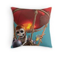 Clash of Clans Balloon Throw Pillow