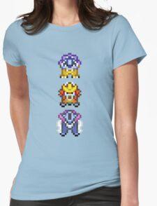 Legendary beasts 16 bit Womens Fitted T-Shirt