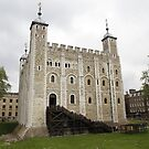 White Tower - Tower of London by Daniel McIntosh