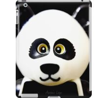 Cute Lego Panda Guy iPad Case/Skin