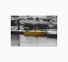 Yellow boat Unisex T-Shirt
