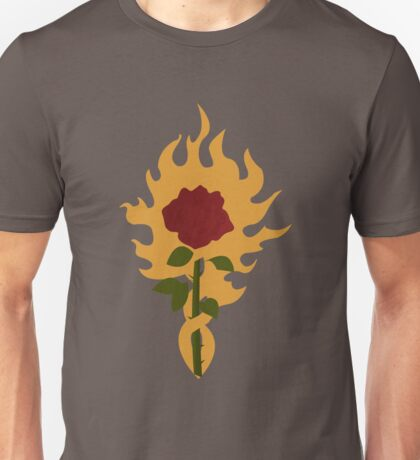 The Order of the Flaming Rose Unisex T-Shirt