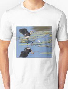 Waterlily Dancing Unisex T-Shirt