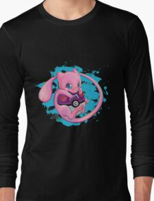 Huging Mew Long Sleeve T-Shirt
