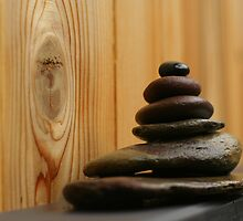 Cairn Meditation Stones by cinn