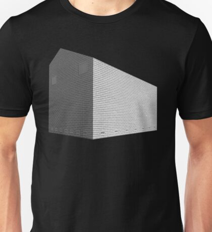 Structure in bricks Unisex T-Shirt