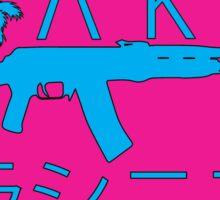 Neon Kalash '74 Sticker