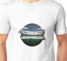 Forest - Twenty one Piloty / Lyrics Illustration  Unisex T-Shirt