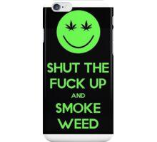 weed iPhone Case/Skin