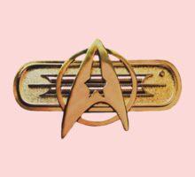 Star Trek Federation Badge One Piece - Long Sleeve