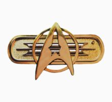 Star Trek Federation Badge One Piece - Short Sleeve
