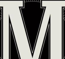 Miskatonic University - Fhtagn (Dark) Sticker