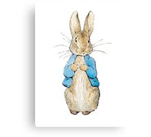 Peter Rabbit Canvas Print