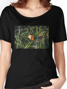 Fall Leaf Women's Relaxed Fit T-Shirt