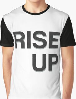Rise Up - Hamilton Graphic T-Shirt