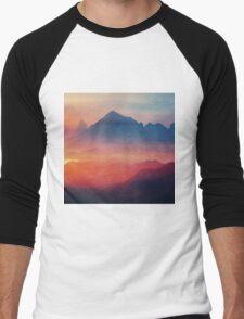 Landscape Men's Baseball ¾ T-Shirt