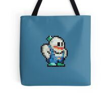 Snow Brothers Blue Tote Bag