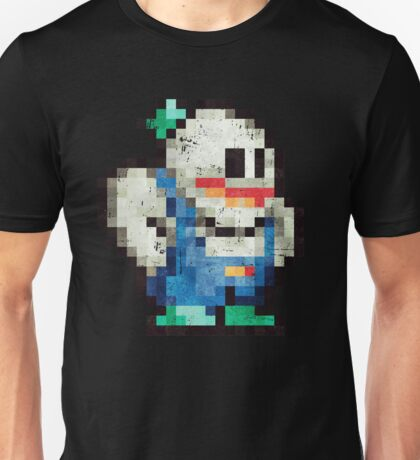 Snow Brothers Blue Unisex T-Shirt